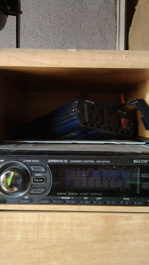 Sonya CD player for Sale in Fresno, CA