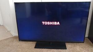 50 Toshiba slim tv for Sale in Moreno Valley, CA