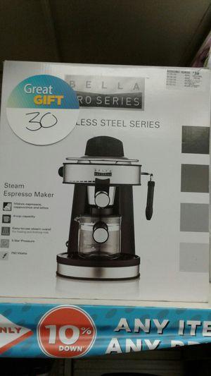 Espresso machine for Sale in Victoria, TX