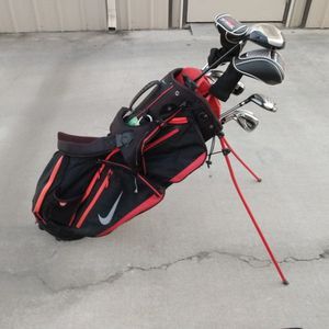 RAM Men's Gold Set w/Nike Caddy Bag for Sale in Fresno, CA