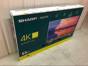 "65"" SHARP AQUOS LC-65Q620U 4K UHD HDR LED SMART TV 2160P (FREE DELIVERY) for Sale in Lakewood, WA"