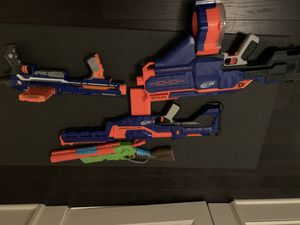 Nerf Gun set for Sale in Seattle, WA