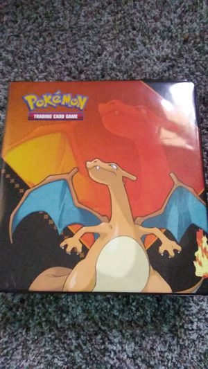 Pokemon Binder With Cards for Sale in Denver, CO
