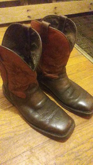 Justin work boots for Sale in West Columbia, SC