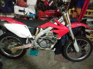 2007 crf450r with title for Sale in Lithonia, GA