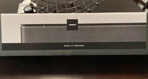 Bose TV speaker for Sale in Los Angeles, CA