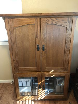 TV Stand/ Entertainment Center for Sale in Tracy, CA