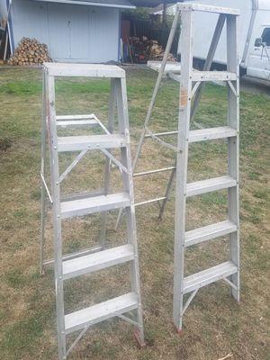 2 ladders for Sale in Auburn, WA