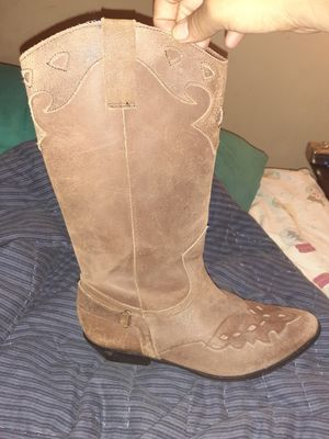 Reba by justin boots size 8.5 for Sale in Evansville, IN