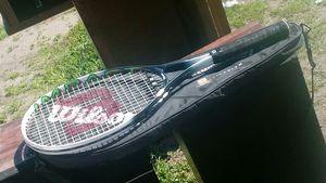 wilson rackets tennis for Sale in Visalia, CA