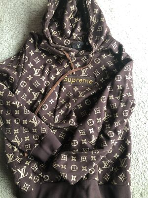 Supreme goodie Louis Vuitton brown l and m for Sale in Washington, DC