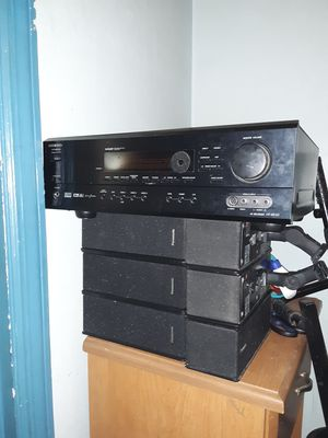 A/V stereo receiver for Sale in Tavares, FL