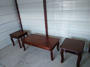 Coffee Table and End Tables for Sale in Murfreesboro, TN