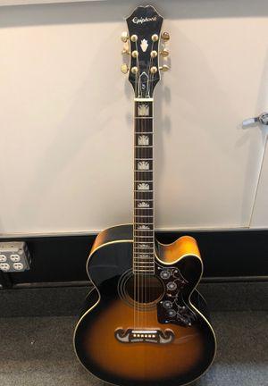 Epiphone EJ-200CE/VS Acoustic/Electric Guitar (phl037466) for Sale in Philadelphia, PA