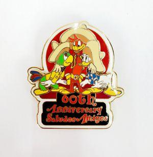 Disney 60th Anniversary Saludos Amigos 2003 (LE of 3,500) Souvenir Trading Pin for Sale in Trenton, NJ