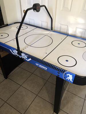 Triumph Air hockey table for Sale in Fairless Hills, PA