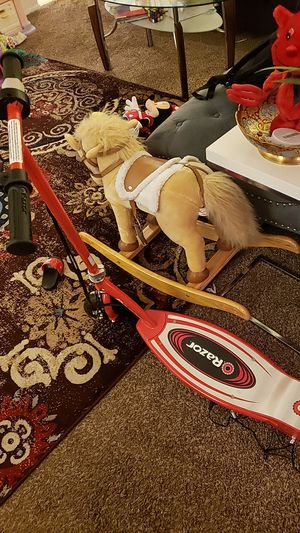 Electric kid scooter brand new with box for Sale in Falls Church, VA