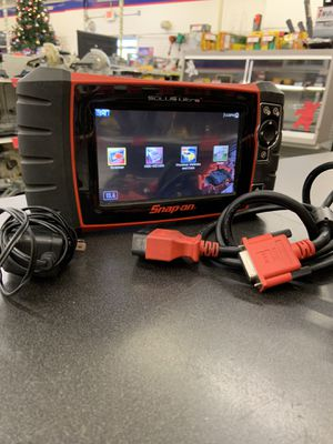 Snap-on Solus Ultra Automotive Scan Tool for Sale in Houston, TX