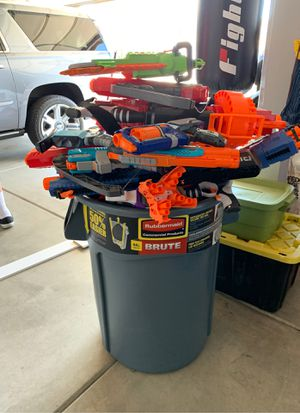 Nerf guns for Sale in Chino, CA