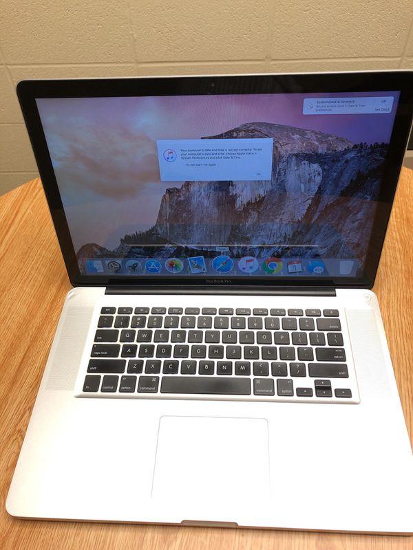MacBook Pro 15inch CD-ROOM
