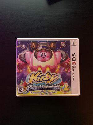 Nintendo 3DS Kirby Planet robobot for Sale in Corona, CA