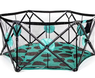 Millard Octagon Portable Play Pen for Sale in Burleson,  TX