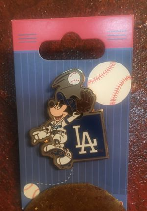 LA Dodger Disney pin for Sale in Atwater, CA