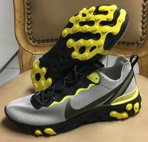 NIKE REACT ELEMENT SIZE MENS 9 $80 for Sale in Poinciana, FL
