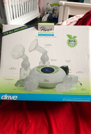 Pure Expressions Dual Channel Electric Breast Pump, *Use* LCD Display for Sale in Coral Springs, FL