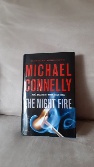 Michael Connelly - The Night Fire for Sale in Virginia Beach, VA