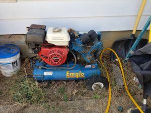 Emglo wheelbarrow compressor for Sale in Reynoldsburg, OH
