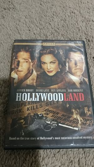 HollywoodLand DVD for Sale in Rancho Cucamonga, CA