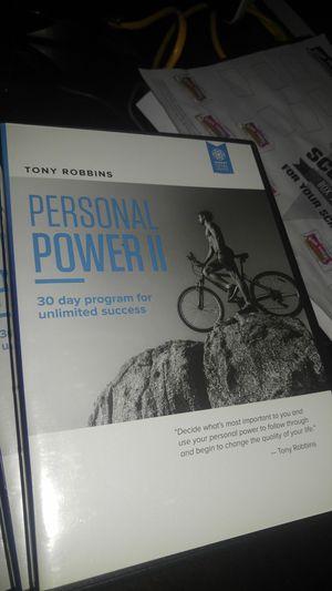 Tony Robbins 30 days program CDs for Sale in Union City, NJ