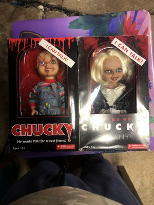 Chucky dolls for Sale in Bedford Park, IL