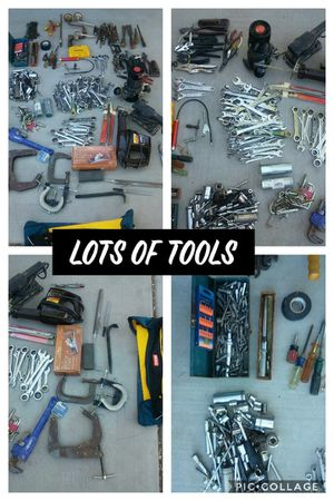 LOTS OF TOOLS- POWER AND HAND TOOLS for Sale in Surprise, AZ