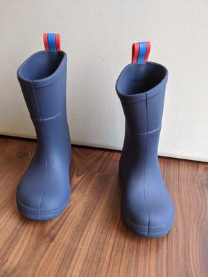 Navy Blue Totes Rain Boots Toddler 5/6 for Sale in Charlotte, NC