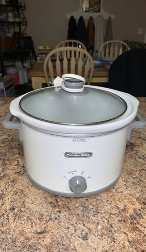 Proctor-Silex 33042 4-Quart Slow Cooker for Sale in Silver Spring, MD