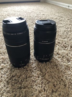 Canon Lenses for Sale in Thornton, CO