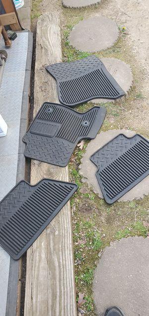 Floor mats for chevy truck for Sale in Livingston, NJ