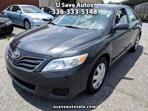 2010 Toyota Camry for Sale in Greensboro, NC