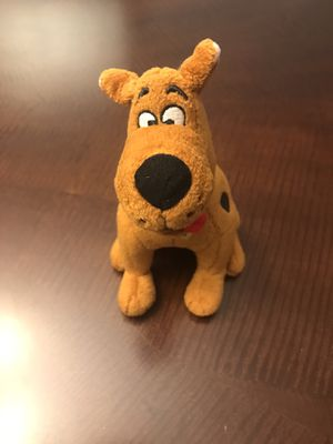 Ty beanie babies collectible Scooby Doo for Sale in Mount Prospect, IL
