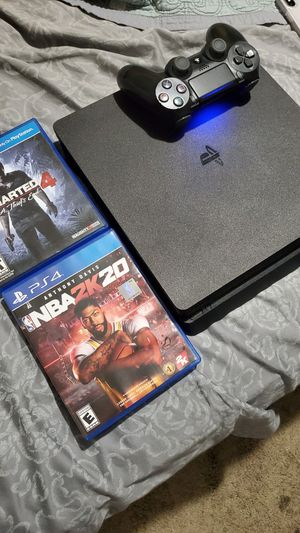 Ps4 1TB slim for Sale in Rockville, MD