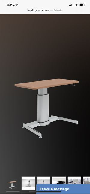 Height adjustable desks by Steelcase for Sale in Los Angeles, CA
