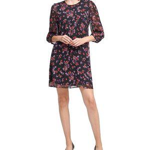 Calvin Klein Floral-Print Shift Dress for Sale in Fort Lauderdale, FL