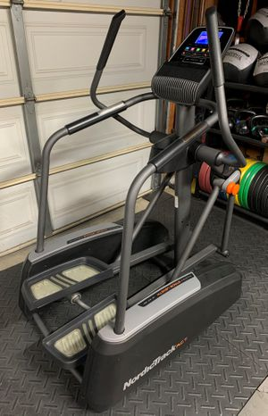 NordicTrack A.C.T. Elliptical Cross-Trainer Exercise Workout Machine Cardio Fitness Treadmill ACT for Sale in Glendora, CA