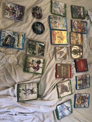 Video Games for sale for Sale in Brea, CA
