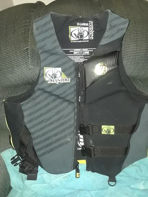 Body Glove mens XL life vest for Sale in Clifton, CO