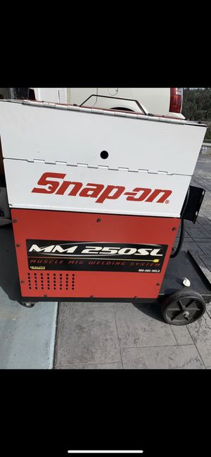 Snap On MM250SL Muscle Mig Welder for Sale in San Diego, CA