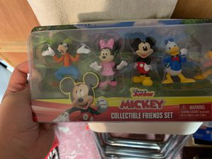 Brand new Mickey Mouse collectible toy set for Sale in Concord, CA