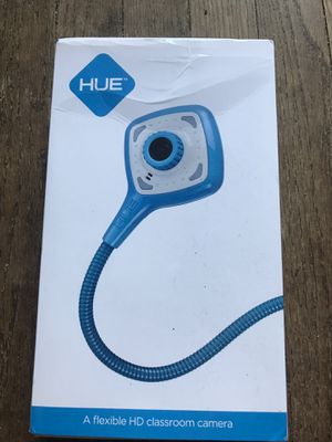Hue flexible HD classroom camera for Sale in Charlemont, MA